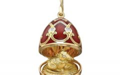 Faberge rat locket