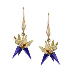 Karma El Khalil Classic Blue earrings