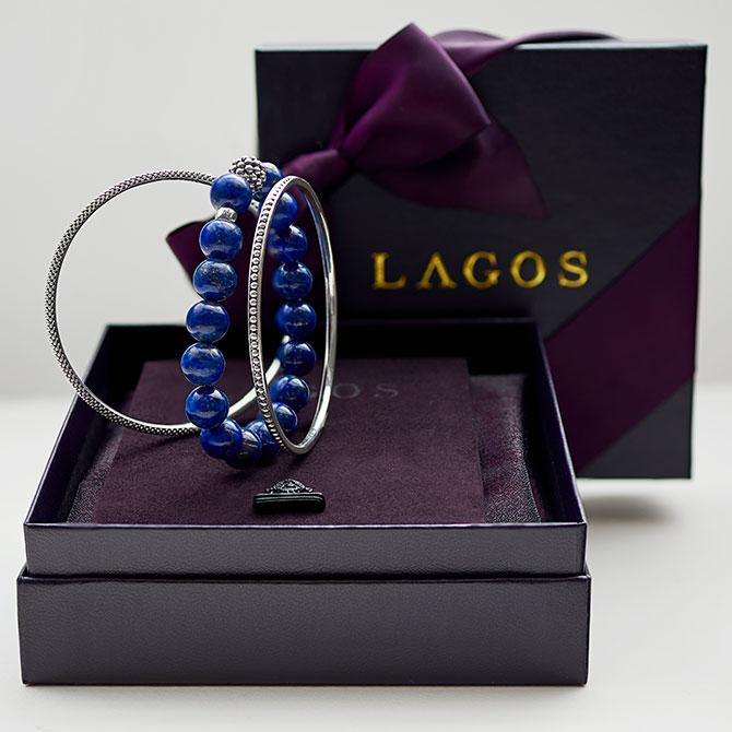 Lagos bracelets set