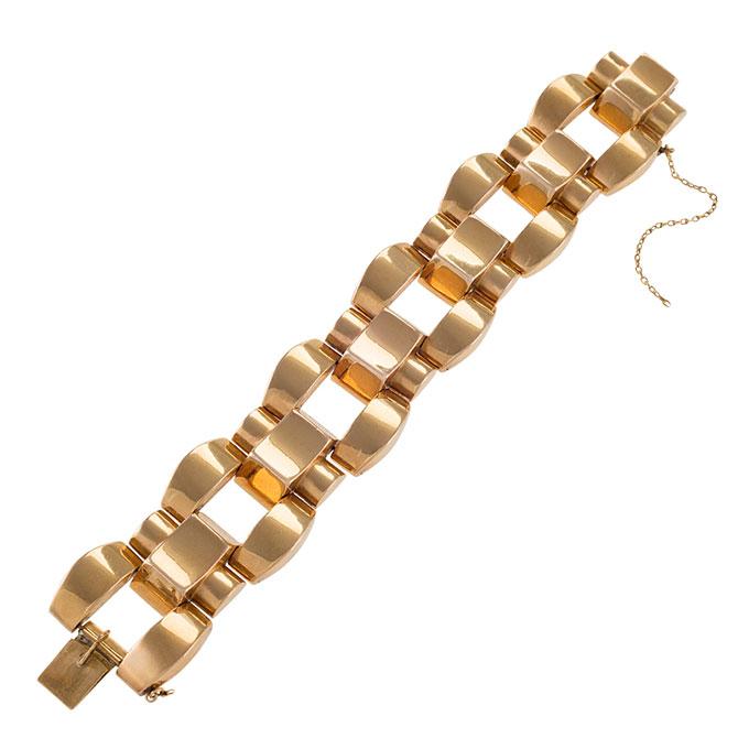 Macklowe Gallery tank bracelet
