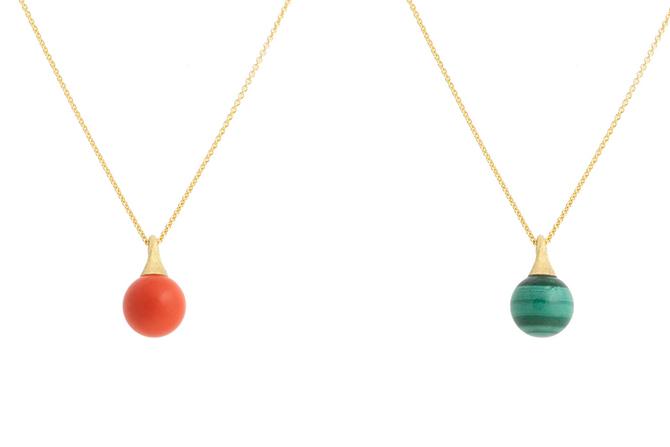 Maro Bicego boules necklace