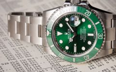 Rolex Submariner Hulk hero