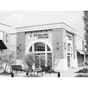 C Sterling storefront