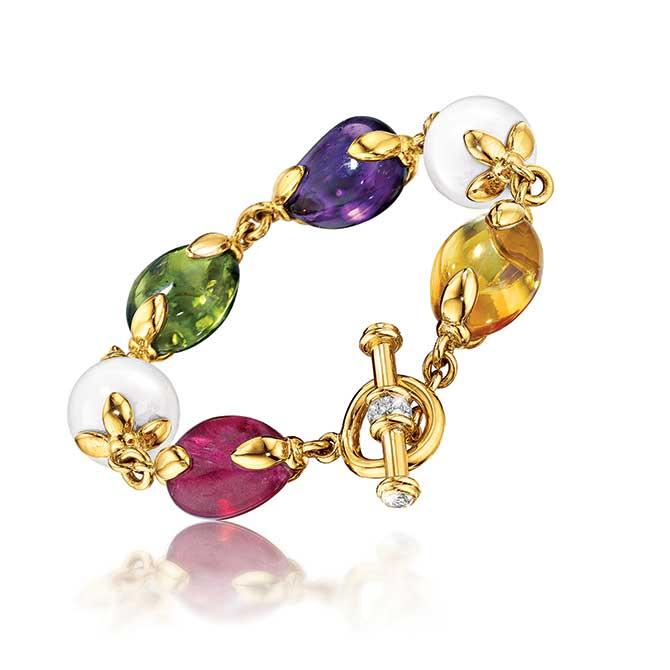 Verdura Fulco Toggle bracelet