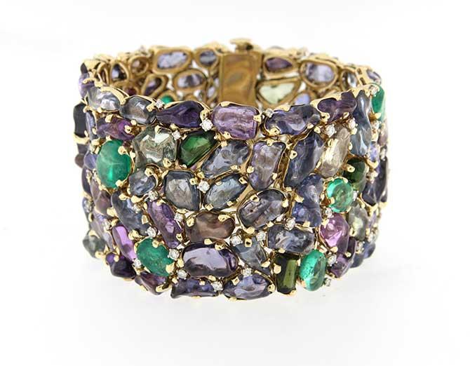 Yvel gemstone bracelet