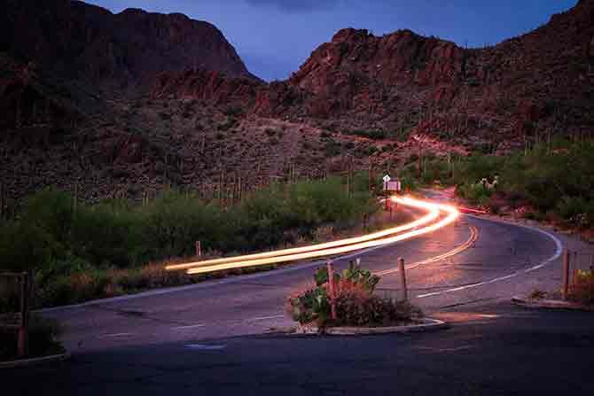 Frankie Lopez Gates Pass Tucson Unsplash