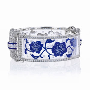 Aisha Baker peony bracelet