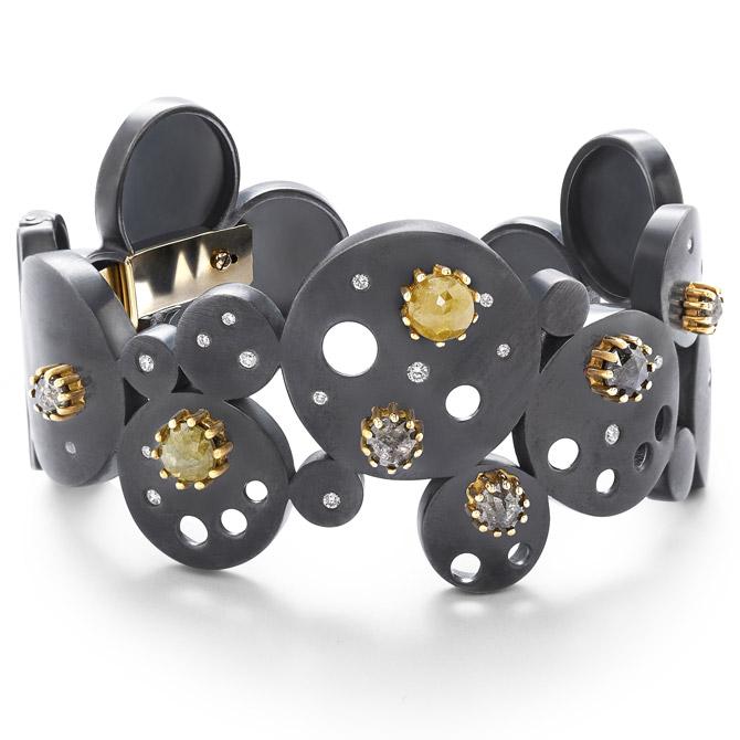 Dana Bronfman Constellation cuff bracelet