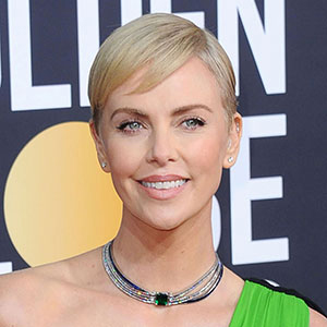 Charlize Theron Globes 2020