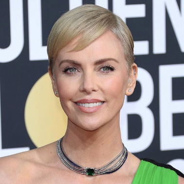 Charlize Theron Tiffany