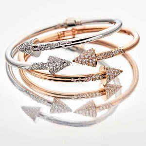 Damaso Moon collection bangles