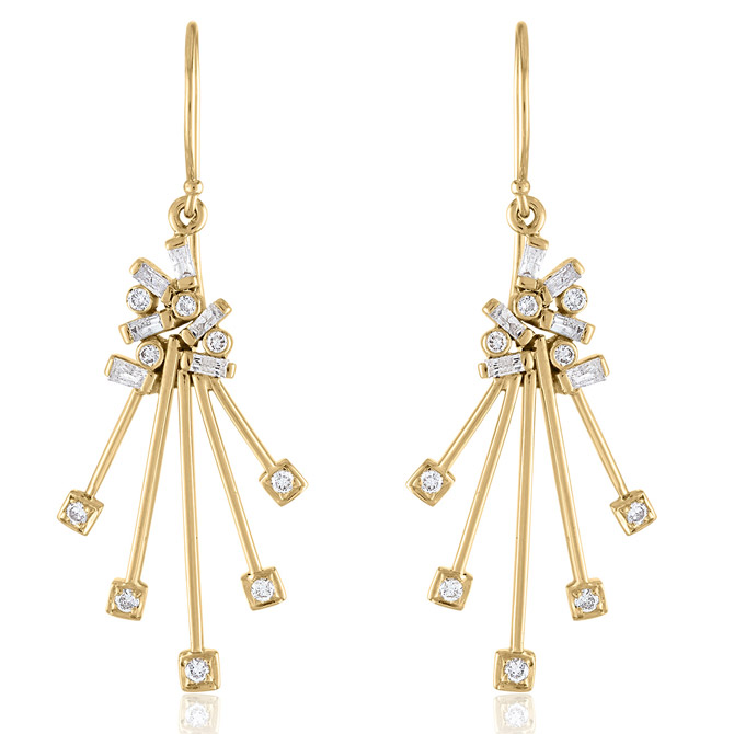 Loriann Confetti Sparkler earrings