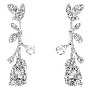 Anabela Chan Citrus Vine earrings