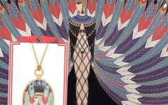Erte Nile Met necklace
