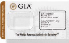 GIA sealing