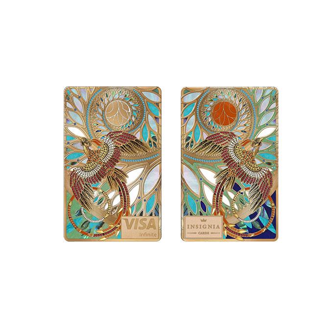 Insignia Phoenix card