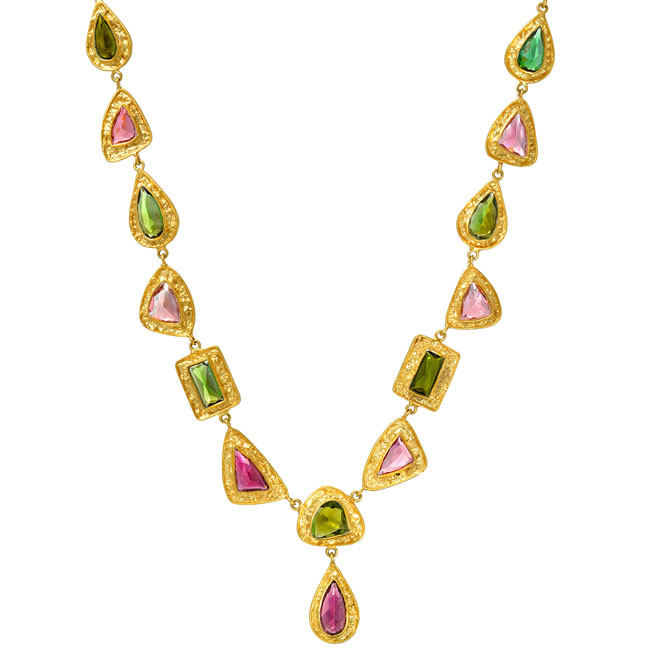 JS Noor necklace