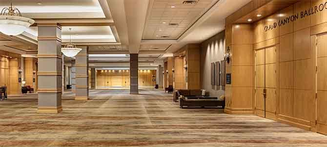 JW Marriott Phoenix Desert Ridge Resort & Spa Grand Canyon Ballroom