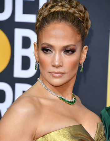 Jennifer Lopez Harry Winston