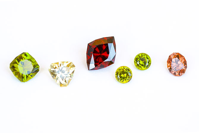 Moyo Gems from Tanzania