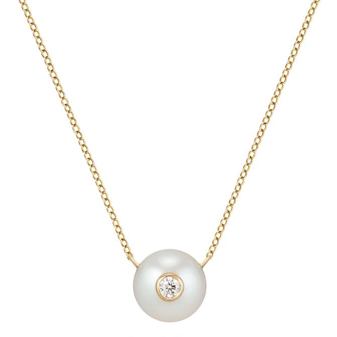 Annie James Ocean Annie necklace