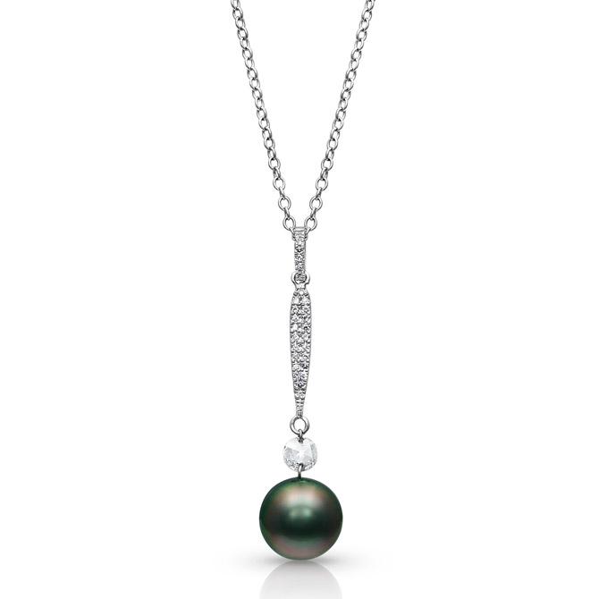 Baggins tahitian pearl pendant