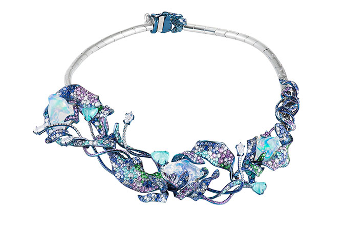 Neha Dani Vaneesha necklace