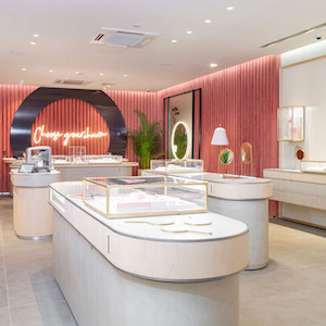 Pandora store chrome bar