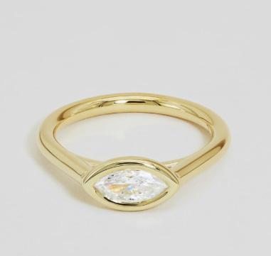 Ceremony diamond ring
