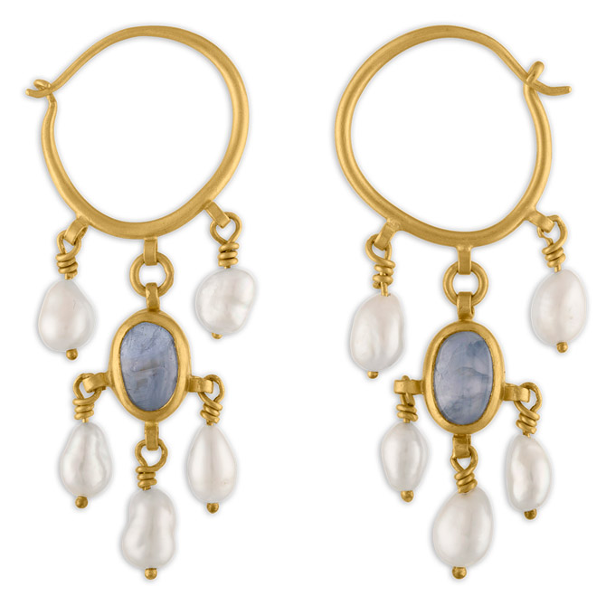Prounis Oneiroi earrings