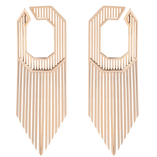 Nikos Koulis Oui earrings