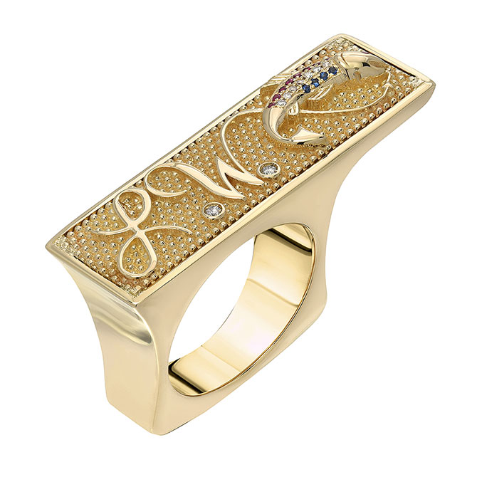 Edward Avedis LW ring