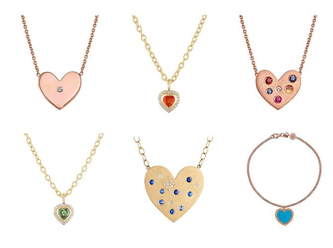 Gigi Ferranti heart jewelry
