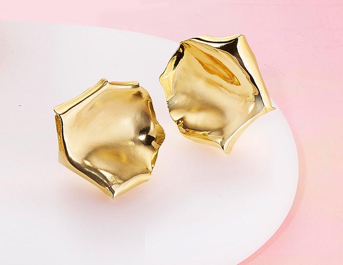 Jar Rose earrings