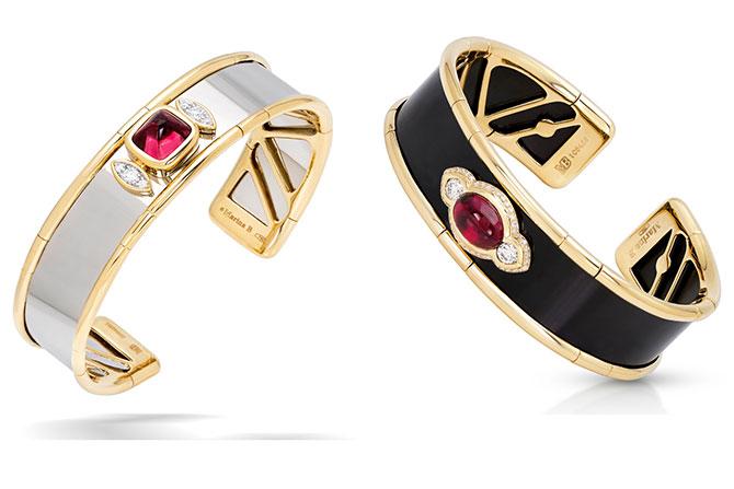Marina B Simona bracelets