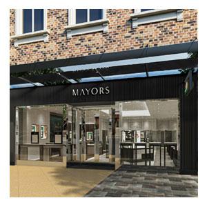 Mayors Alpharetta store