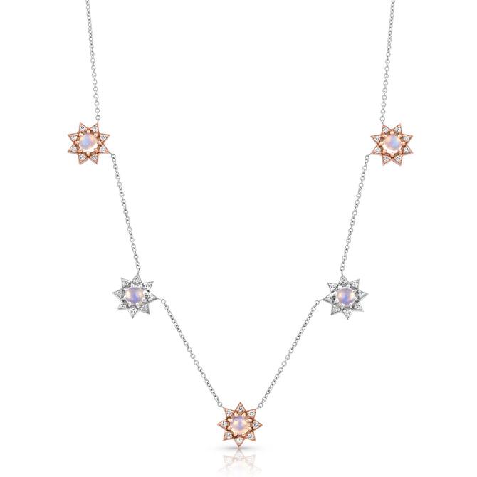 M Spalten necklace