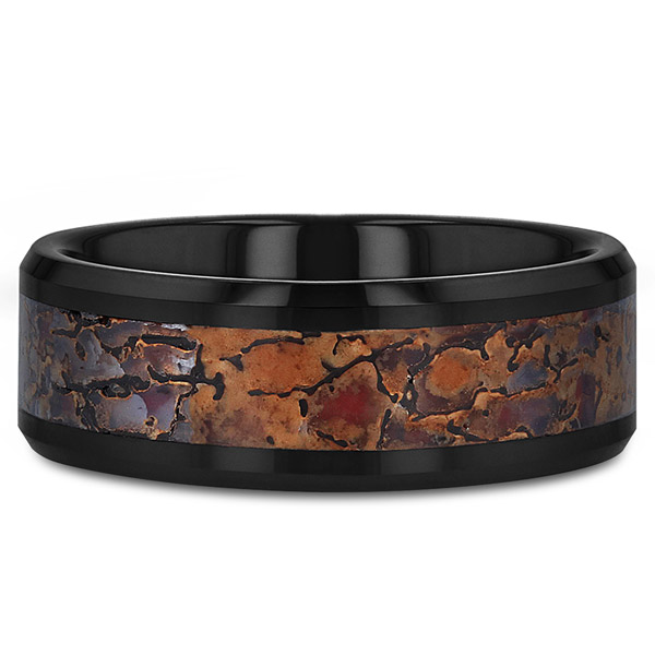 Thorsten men's dinosaur bone band
