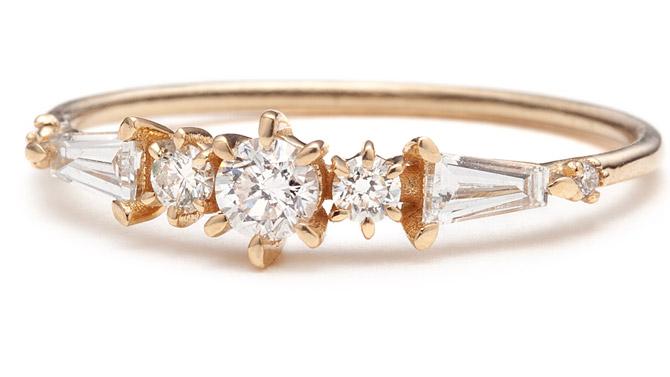 Sofia Zakia Pleiades ring
