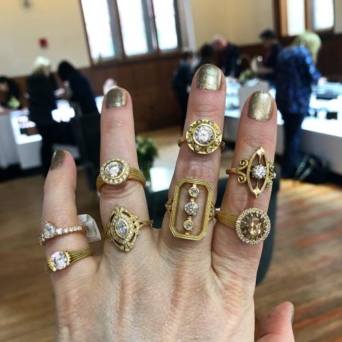 Sholdt rings