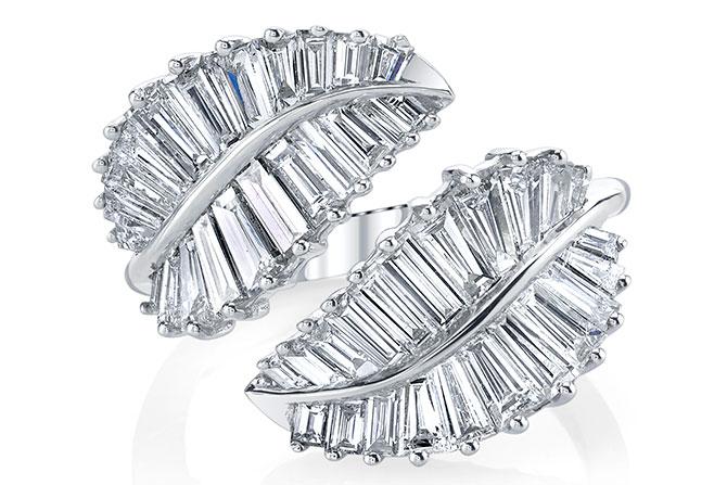 Anita Ko palm leaf ring