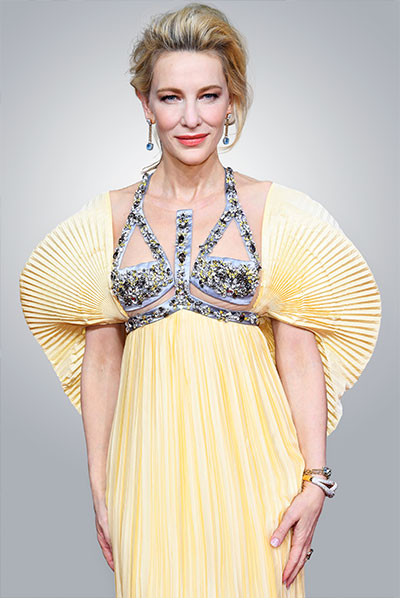 Cate Blanchett 2020 golden globes