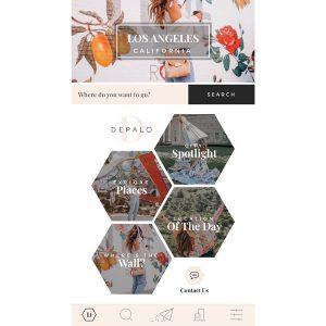 Depalo home page
