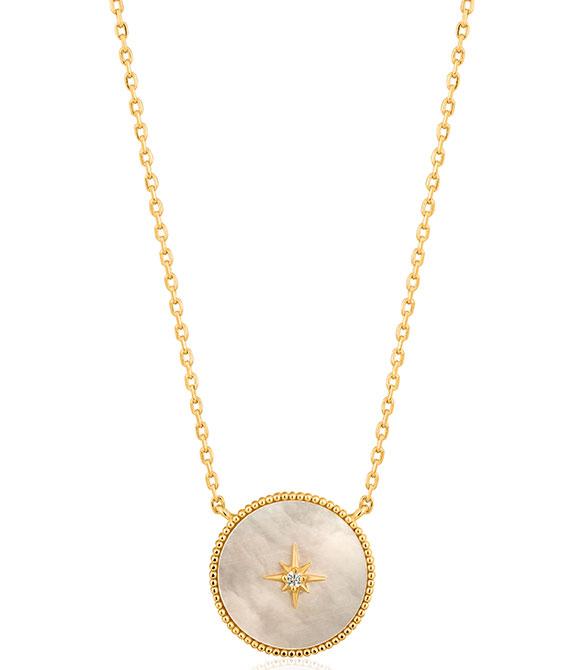 EI choice Ania Haie MOP necklace