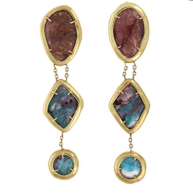 Io Collective Bridgette Paraiba earrings