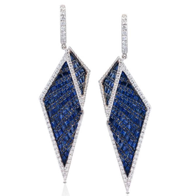 Kavant Shartart Kiri-X earrings