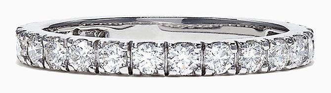 Effy pave classica diamond band