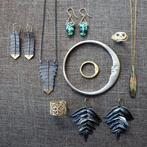 Facets of Earth jewelry