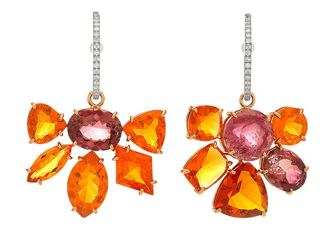 Irene Neuwirth gemmy gem earrings
