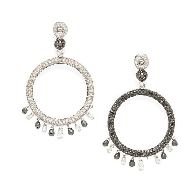 Jessye Norman Moussaieff earrings